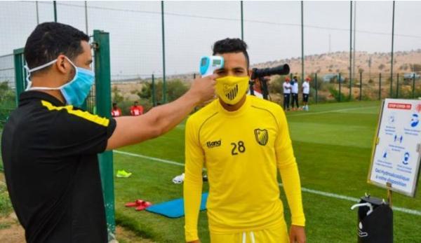 فيروس كورونا يضرب بقوة داخل المغرب الفاسي وتسجيل إصابات بالجملة في صفوف اللاعبين
