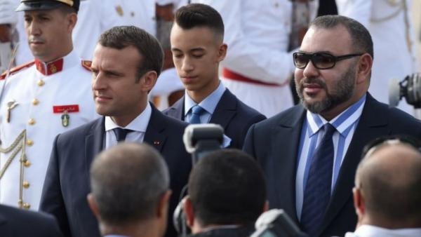 هذا هو مضمون الرسالة الملكية التي توصل بها الرئيس الفرنسي بمناسبة العيد الوطني لبلاده