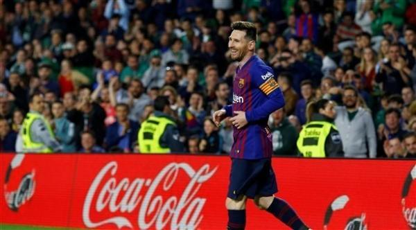 برشلونة يستعيد الصدارة في أول ظهور لمدربه الجديد (فيديو)