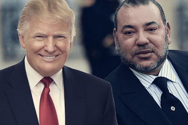 الرئيس الأمريكي دونالد ترامب يوجه رسالة خاصة إلى الملك محمد السادس