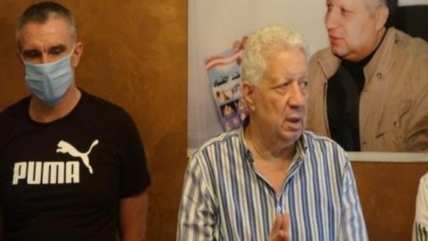 الفرنسي كارتيرون يقدم استقالته من تدريب الزمالك المصري
