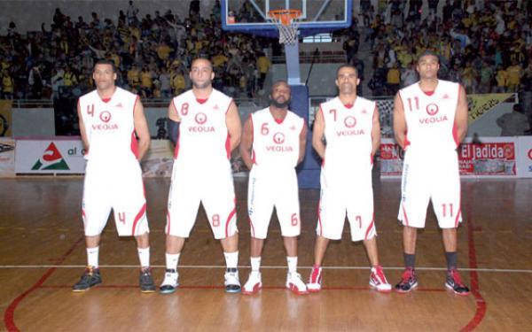 جمعية سلا يغادر بطولة دبي الدولية لكرة السلة