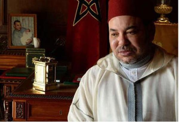 الملك محمد السادس يعزي في وفاة مصطفى اليزناسني