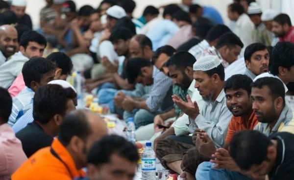 أصناف الناس في رمضان