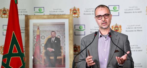 """اليوبي يبرر التأخر في إعلان حالات الشفاء بفيروس """"كورونا"""" في المغرب"""