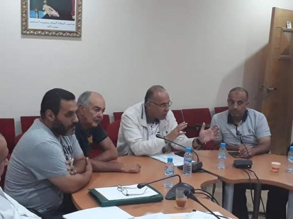 """مجلس إدارة التعاضدية ينتفض ويصف سياسة وزارة الشغل بـ""""الرجعية"""""""