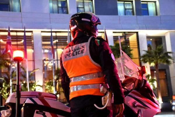 أمن الدار البيضاء يُجهض محاولة تهريب كمية من المخدرات بعد مطاردة هوليودية