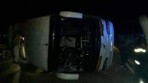 في حادث مأساوي...انقلاب حافلة نواحي أكادير يخلف حصيلة ثقيلة جدا واعتقال مساعد السائق