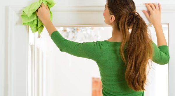 حيل ذكية للمحافظة على نظافة المنزل