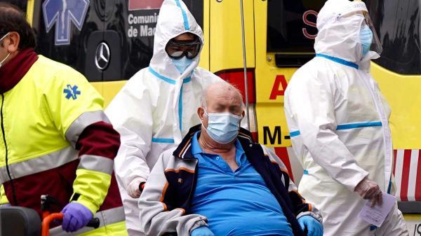 فيروس كورونا في إسبانيا .. أزيد من 236 ألف و 700 حالة إصابة مؤكدة وأكثر من 27 ألف حالة وفاة