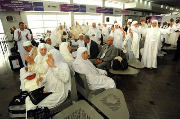الزيادة في حصة المغرب من الحجاج..والملك يأمر بعدم رفع أسعار تذاكر السفر