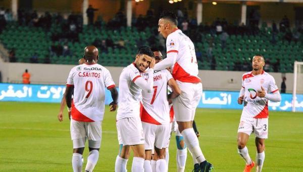 بالفيديو: حسنية أكادير يُطيح باتحاد طنجة ويتأهل لنصف نهاية كأس العرش