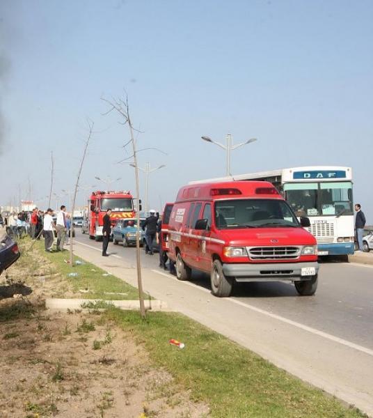 11 قتيلا و1924 جريحا حصيلة حوادث السير بالمناطق الحضرية خلال الأسبوع الماضي