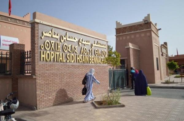 """نقابيون: رائحة """"الموت"""" تنبعث من أروقة المستشفى الإقليمي بورزازات"""