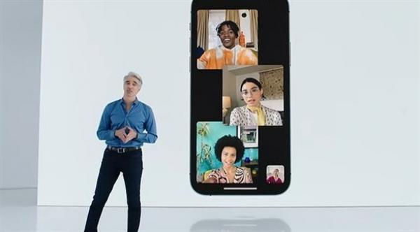 أبل تعلن خططاً لزيادة خصوصية المستخدمين ومنافسة زوم وتيمز في مؤتمرات الفيديو