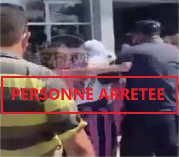 الأمن يتفاعل بسرعة وجدية مع فيديو اعتداء شقيقتين على شرطي بمدخل محطة القطار بالمحمدية