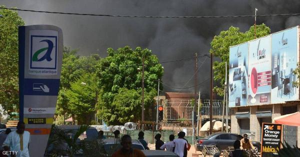 هجوم مسلح على كنيسة يخلف 6 قتلى ببوركينا فاسو