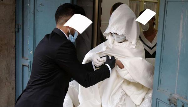 ردو البال...حفل زفاف سري ينتهي باعتقال العروسين ووالديهما بميدلت