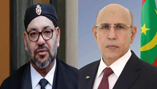 """تقارب موريتاني مغربي كبير وزيارة مرتقبة للملك """"محمد السادس"""" إلى نواكشوط"""