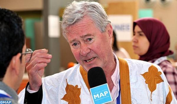 حزب يساري اسباني يؤكد: الصحراء أرض مغربية وقد كانت دائما كذلك