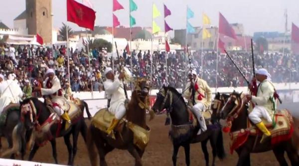 انطلاق فعاليات موسم مولاي عبد الله أمغار بالجديدة (فيديو)