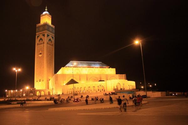 هذه هي الترتيبات المتخذة بمسجد الحسن الثاني لاستقبال المصلين في رمضان