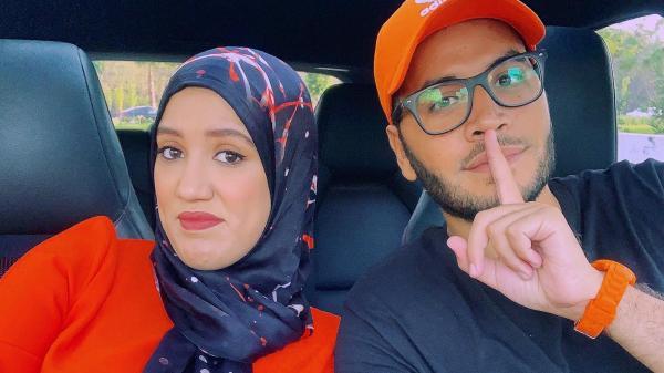 """بالفيديو: """"أبو جاد"""" يعلن عن وفاة والده بسبب كورونا ويكشف الحالة الصحية لباقي أفراد عائلته المصابين"""