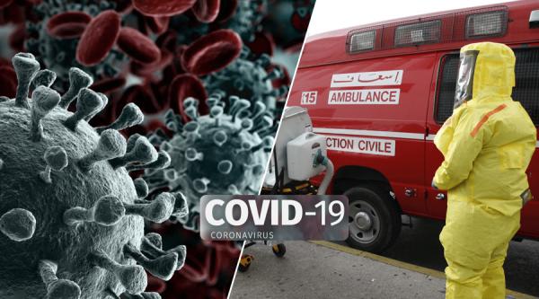"""عاجل...عدد حالات الإصابة الجديدة بفيروس """"كورونا"""" ينزل عن حاجز 2000 وهذه آخر حصيلة رسمية(التوزيع)"""