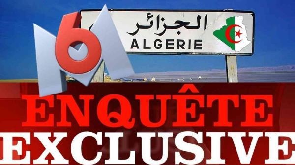 قناة (M6) الفرنسية تعرض تحقيقا صورته سرا لمدة عامين في الجزائر .. التفاصيل(فيديو)