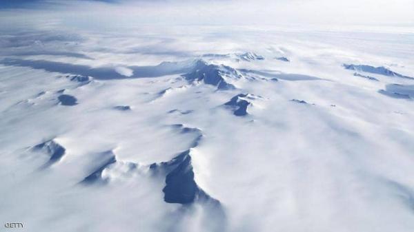 الاحتباس الحراري يؤدي الى ذوبان أبدي للقطب الجنوبي