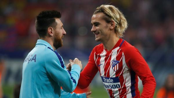 أتلتيكو مدريد يبحث عن صفقة تبادلية مع برشلونة