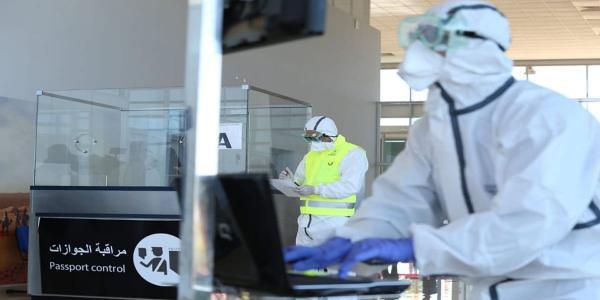 بسبب السلالة الجديدة..دراسة رسمية تثبت إصابة شخص من ثمانية بفيروس كورونا المستجد في إنجلترا