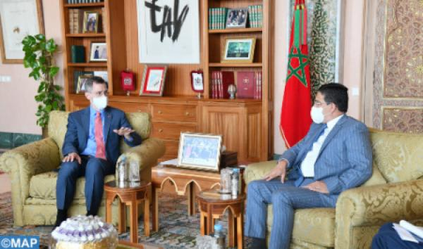 مساعد وزير الخارجية الأمريكي يؤكد من قلب الرباط عدم التراجع عن الاعتراف بمغربية الصحراء
