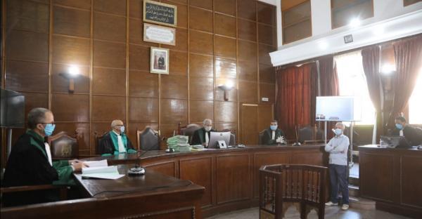 برنامج المحاكمات عن بعد استفاد منه أكثر من 6000 معتقلا في ظرف وجيز...