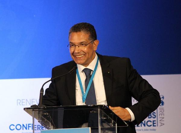 انتخاب عبد الرحيم الحافظي محافظ للمجلس العالمي للمياه