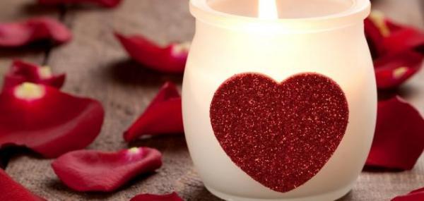 أفكار رومانسية للاحتفال بعيد الحب