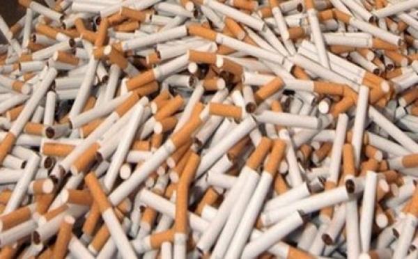 ضبط 16 مليون سيجارة مزيفة في الدنمارك واعتقال سبعة مشتبه فيهم
