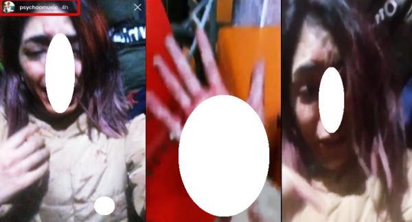"""بالفيديو...علامات استفهام عريضة تطرح بعد تعرض """"فنانة مغربية"""" لاعتداء شنيع بمنطقة """"مشبوهة"""" بالصخيرات"""