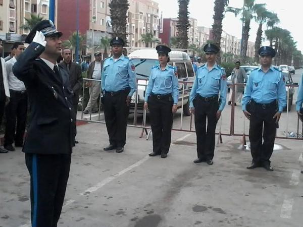 توظيف 40 متصرف من الدرجة الثانية بالأمن الوطني