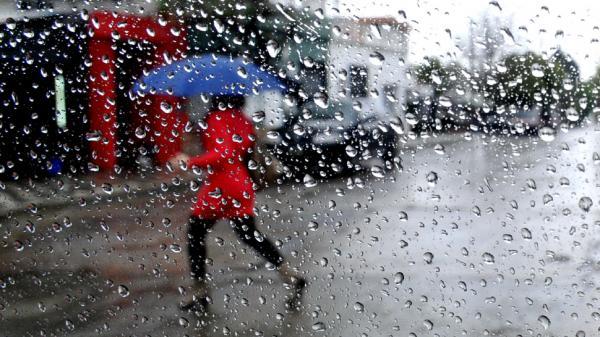 وتتواصل الرحمة الإلاهية...زخات مطرية رعدية قوية وثلوج في عدد من مناطق المملكة