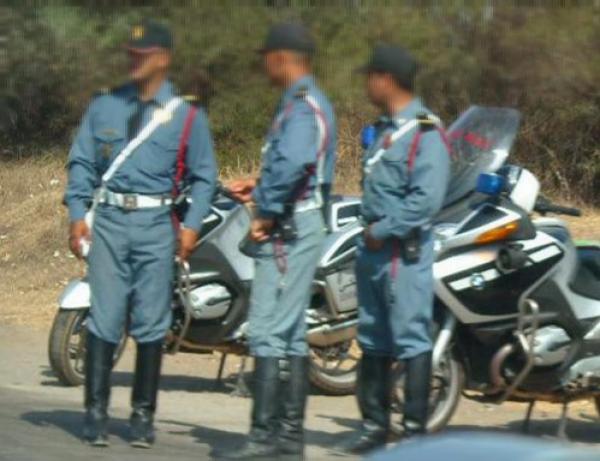 حملة أمنية تسفر عن حجز 20 دراجة نارية واعتقال 30 شخصا