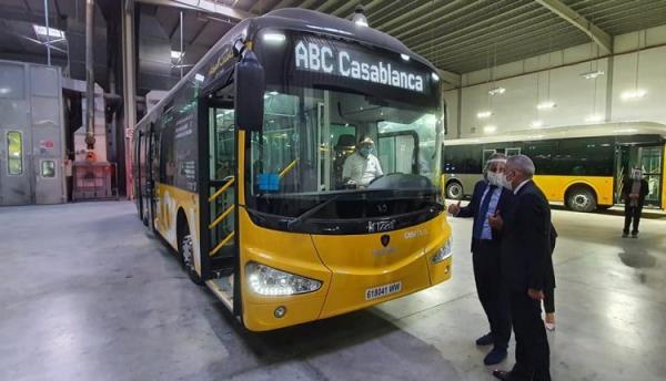 الوزير العلمي يعلن شروع المغرب في تصنيع الحافلات