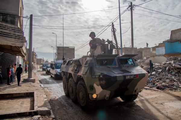 """""""ألو 300""""..الجيش والداخلية يطلاق منصة هاتفية جديدة للرد على تساؤلات المغاربة"""