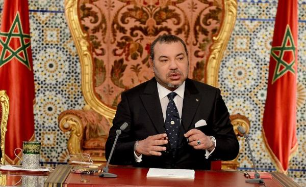 """""""محمد السادس"""" يخاطب المغاربة وهذا هو موعد الخطاب الملكي"""