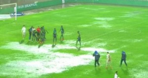 بالفيديو: الأمطار تفضح