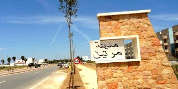 عاجل وبالصورة...مواطنون ينجون من موت محقق بمارتيل بمعجزة إلاهية