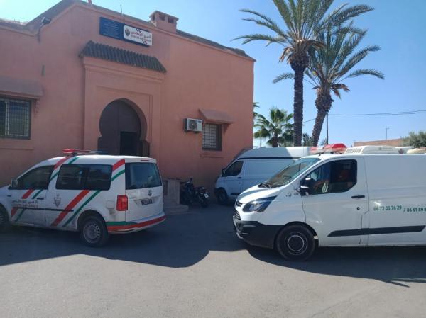 وفاة غامضة لممرض تخدير بمستشفى مراكش تستنفر المصالح الأمنية