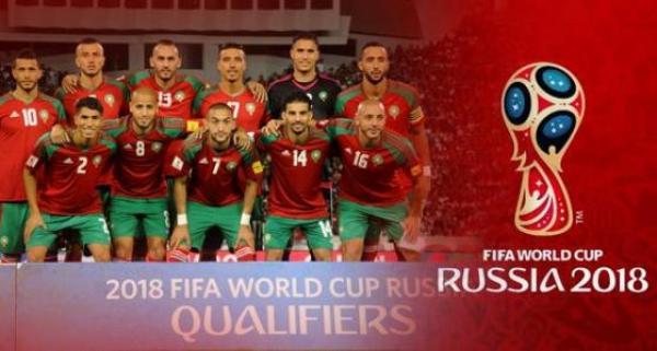 """تصنيف """"الفيفا""""..المنتخب المغربي يتقدم بمركز واحد وهذا تصنيف باقي المنتخبات"""