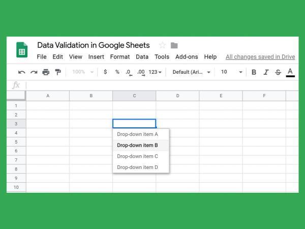 كيف يمكن الاطلاع على سجل التعديل فى Google Sheets  ؟