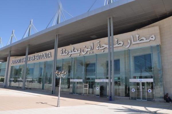 مطار طنجة ابن بطوطة: تراجع حركة النقل الجوي بحوالي 20 في المائة في مارس المنصرم